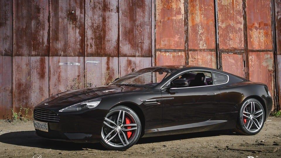 Aston Martin DB9. Эксклюзивность управления-Aston Martin--novosti-фото-2017