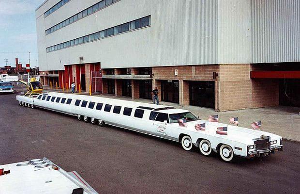 Фото самых машин в мире